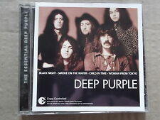 Deep Purple - Essential (2003) CD