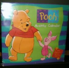 WINNIE THE POOH 1996 ACTIVITY CALENDAR- NEW IN MANUF. WRAP Day u pay it ships