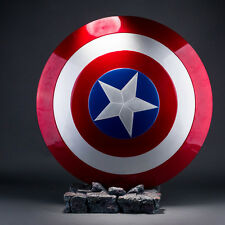 Brand New 2nd Version of CATTOYS 1:1 The Avengers Captain America ABS Shield