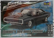 FAST FURIOUS 1970 DODGE BOYS MOVIE SCAT PACK CHARGER MOPAR CITY REVELL MODEL KIT