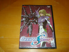 Gundam SEED Destiny - Vol. 10 (Anime DVD, 2007, New)