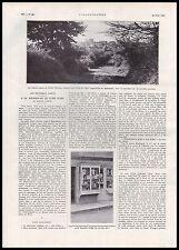 Doc.Ancien A la Recherche du Curé d' Ars  Abbé Viannay  1925