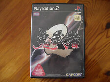 ONIMUSHA 2. PS2. SONY PLAYSTATION 2. JAPAN IMPORT. NTSC.