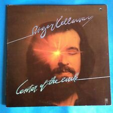 Roger Kellaway-Center of the Curve-1972 A&M W/L PROMO-UNPLAYED-With Promo Letter