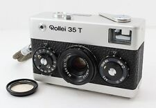 Exc+++++ Rollei 35 T Meter works 35mm Film Camera Tessar 40mm F/3.5 From Japan