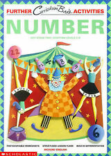 Scholastic Curriculum Bank Number Key Stage Two Maths PHOTOCOPIABLE RESOURCE