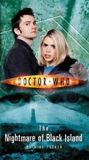 Doctor Who: The Nightmare of Black Island by Stephen Cole and Mike Tucker