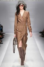 MAX MARA Leather Boots from CATWALK size EUROP 41  USA 9.5  UK 7  NEW ARRIVALS