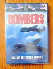 Bombers The Story Of Strategic Bombing DVD The War File NEW. SEALED!!