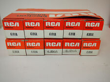 NOS NIB RCA USA 6JB6A Grey Plate PRICE FOR ONE TUBE