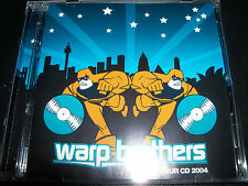 The Warp Brothers Wild FM Tour CD 2004 - New