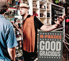 M-Phazes 'Good Gracious  CD Aussie Hip Hop Obese Records Bliss n Eso Drapht