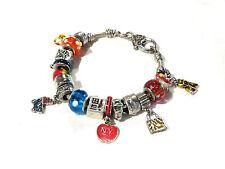 Bijou fanraisie bracelet breloques émaillées  bangle