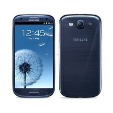 Samsung Galaxy S3 SGH-I747 AT&T Unlocked GSM 4G 16GB Android Phone Blue RB