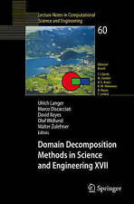 Domain Decomposition Methods in Science and Engineering XVII: No. 17 (Lecture No