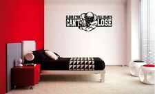 CLEAR EYES FULL HEARTS CAN'T LOSE FOOTBALL BOY LETTERING DECAL WALL VINYL SPORTS