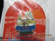 Disney Dream Come True Magic Kingdom Globe Parade Tinker Bell Peter Pan Pin