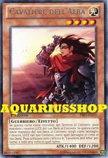 Yu-Gi-Oh! Cavaliere dell'Alba PRIO-IT033 Rara ITA Dawn Knight Fortissimo   Nuovo