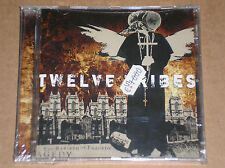 TWELVE TRIBES - THE REBIRTH OF TRAGEDY - CD SIGILLATO (SEALED)