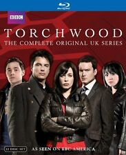 NEW - Torchwood: The Complete Original UK Series  [Blu-ray]