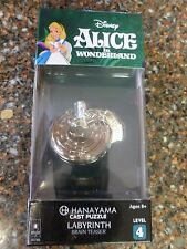 Disney Alice in Wonderland Labyrinth Puzzle Age 8+ BePuzzled New Sealed Hanayama