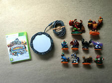 Skylanders Giants Bundle - Includes 10 Figures, Portal & Game- Xbox 360- Working