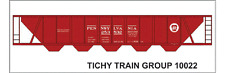 Tichy Train Group #10022 HO Scale PRR H32 Covered Hopper Decals