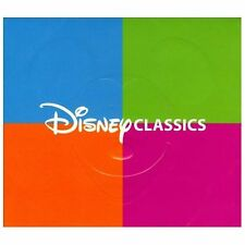 Disney Classics [Box] by Various Artists (CD, Nov-2013, 4 Discs, Walt Disney)