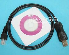 High Quality FTDI USB Program Cable Cord Kenwood Radio TK-762 TK-762G TK-763