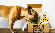 RescueBox dogs cats toys treats groupon code (Exp 5/5/17) $30 value FREE SHIP