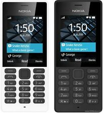 BRAND NEW NOKIA 150 UK SIM FREE WHITE  DUAL SIM GENUINE CHEAP LATEST 2017 MODEL