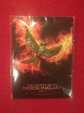 The Hunger Games Mocking Jay Part 2 Pin Pendent NEW MIB Loot Crate