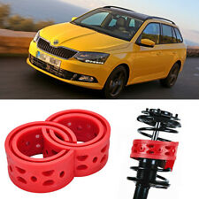 2pcs Size D Front Shock Suspension Cushion Buffer Spring Bumper For Skoda Fabia