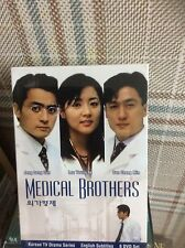 Medical Brothers Korean Drama DVD New English YA Entertainment MBC Lee Young Ae