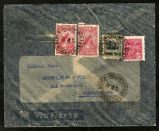 BRAZIL to ARGENTINA w/air postage - VF
