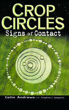 EX-LIBRARY Crop Circles: Signs of Contact Spignesi, Stephen J., Andrews, Colin 1