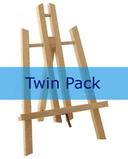 2-Pack Mont Marte Mini Display Easel - Small (MEA0015) - perfect for functions