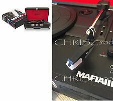 Mafia 3 III Crosley Vinyl Turntable LIMITED EDITION - 2K Hanger 13