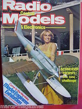 RCM&E JANUARY 1980 CARLA LANGE PART 2 OF DAVID BODDINGTON BLERIOT XI PLAN