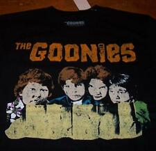 VINTAGE STYLE THE GOONIES PIRATE SKULL T-Shirt MEDIUM NEW w/ TAG