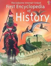 First Encyclopedia of History by Chandler, Fiona