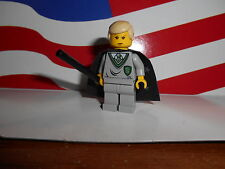 LEGO HARRY POTTER MINIFIGURE DRACO MALFOY from Set 4709