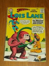 LOIS LANE #54 VF (8.0) DC COMICS SUPERMAN'S GIRLFRIEND JANUARY 1965