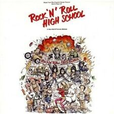 RAMONES - ROCK'N'ROLL HIGH SCHOOL CD POP 13 TRACKS NEU