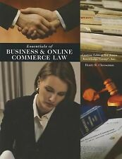 Essentials of Business & Online Commerce Law