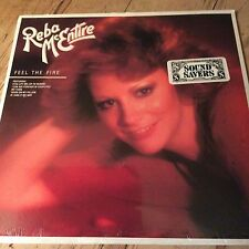 REBA McENTIRE LP FEEL THE FIRE usa warners  srm 5029 New