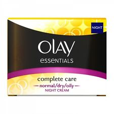 OLAY COMPLETE CARE SPF 15 NORMAL/DRY/OILY NIGHT CREAM - 50ML