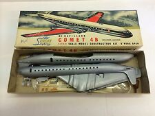 Vintage Boxed Airfix De Havilland Comet 4B 1/144 Series B 9' Wingspan
