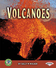 Early Bird Earth Science Set 2: Volcanoes,Sally Walker,New Book mon0000013361