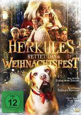 Herkules rettet das Weihnachtsfest  Anthony Robinson DVD-Neu!
